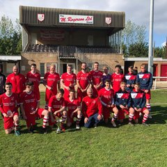'A' Team crowned Champions