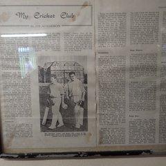 Kilmarnock CC Photo Archive