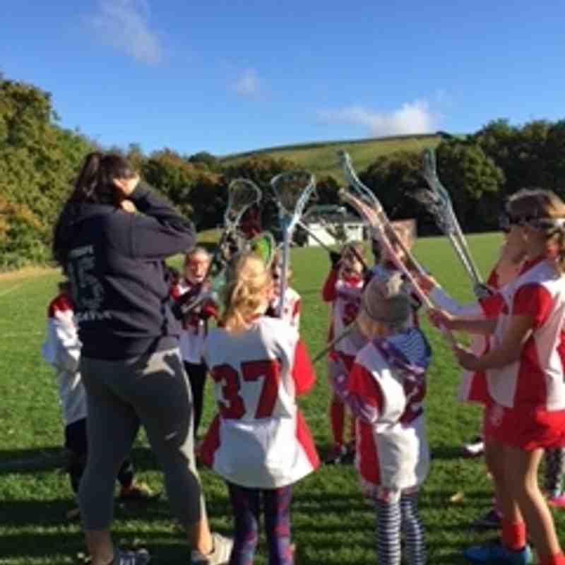 Girls U11 v Cheadle  - Sun 23 Oct 2016