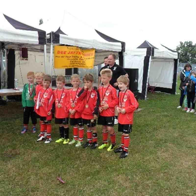 Hoyland Common Falcons - Summer Tournament