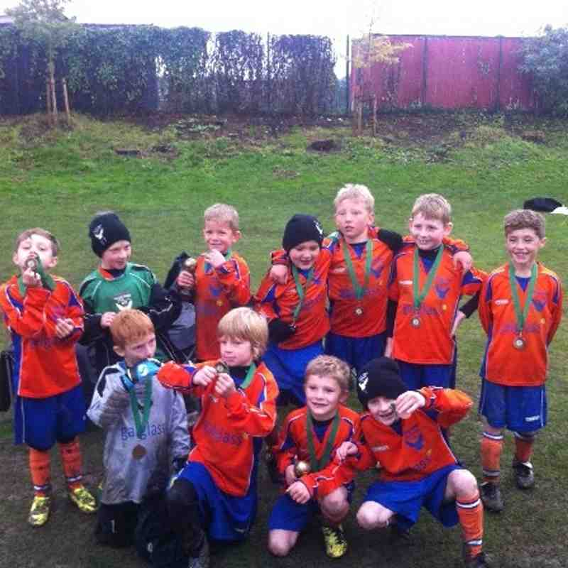 Cup Games at Hillsborough Pumas