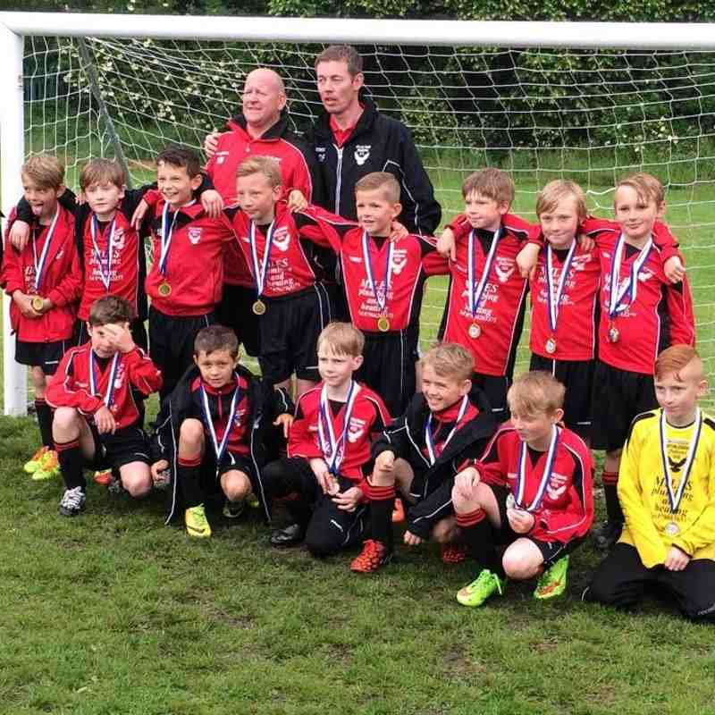 Ecclesfield Blues Tournament