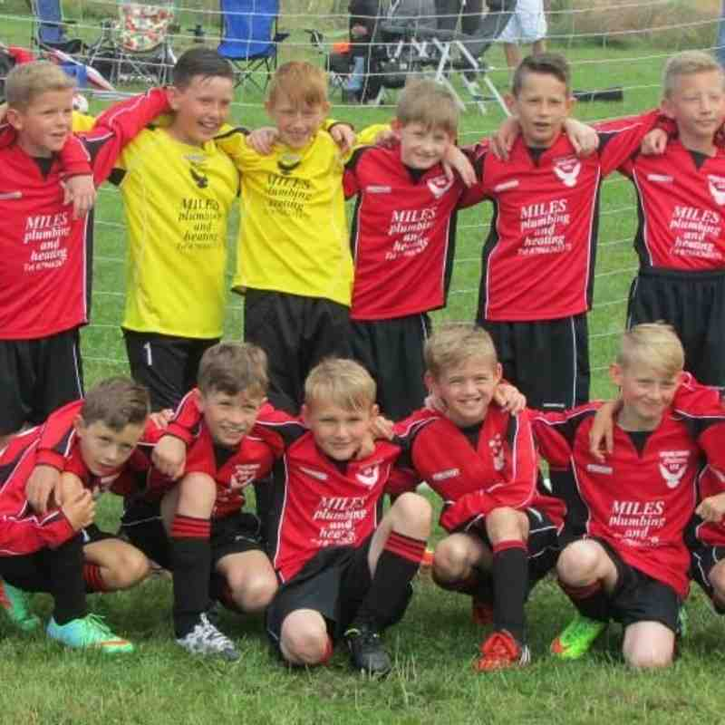 Hoyland Common Falcons Tournament 2015 - U10's