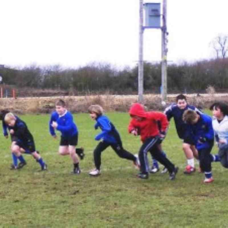U10s v Stags 30 January 2011