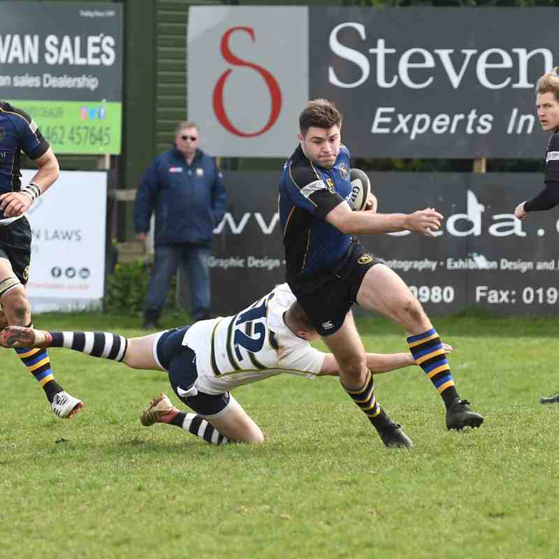 Hertford -v- Tunbridge Wells Second Half
