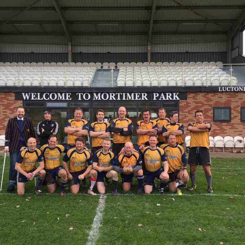 Leos Tour to Old Luctonians November 2016