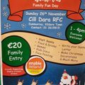 Christmas Fun Day in association with Enable Ireland