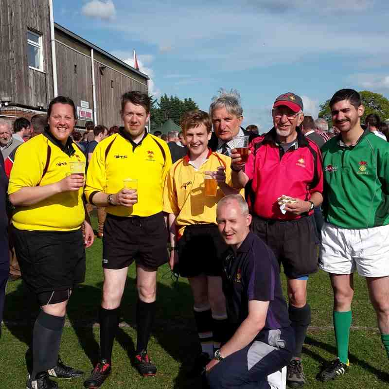 Herts & Middlesex finals day 25-04-15