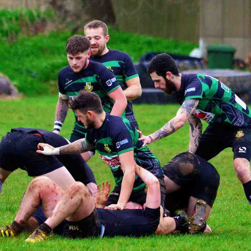 Withies Vs. South Molton - 26/01/19