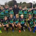 Under 13s beat Wallingford RFC 42 - 39