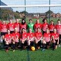 Caversham AFC Ladies lose to Barton United Ladies 4 - 3