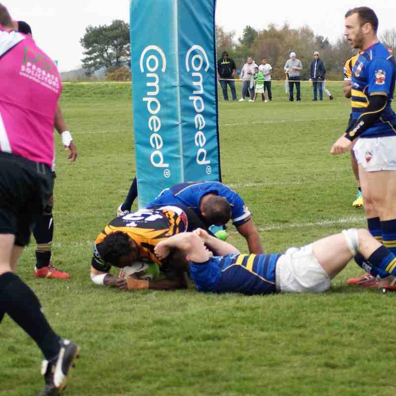 Marlborough 43 - Swindon 24