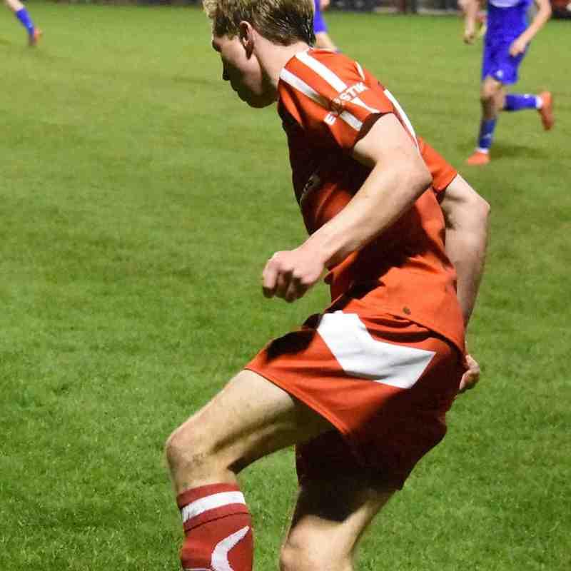Workington AFC v. Farsley Celtic - Tue 23 Oct 18 (Ben Challis)