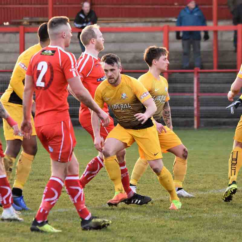Workington AFC v. Basford United - Sat 16 Feb 2019 (Ben Challis)