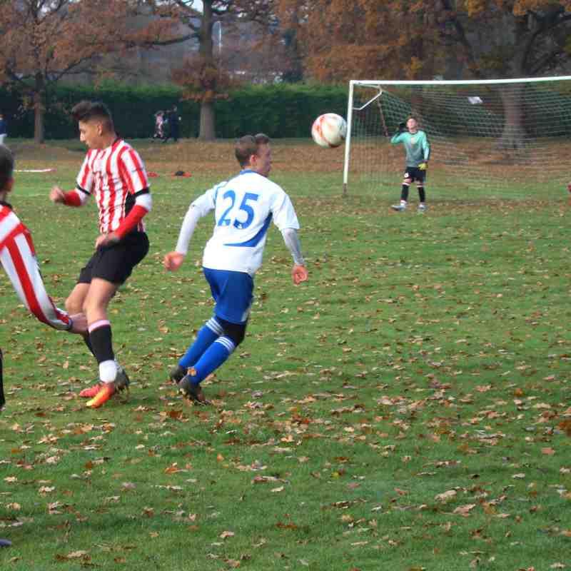 U14 Cobras back to winning ways against Sandhurst Town