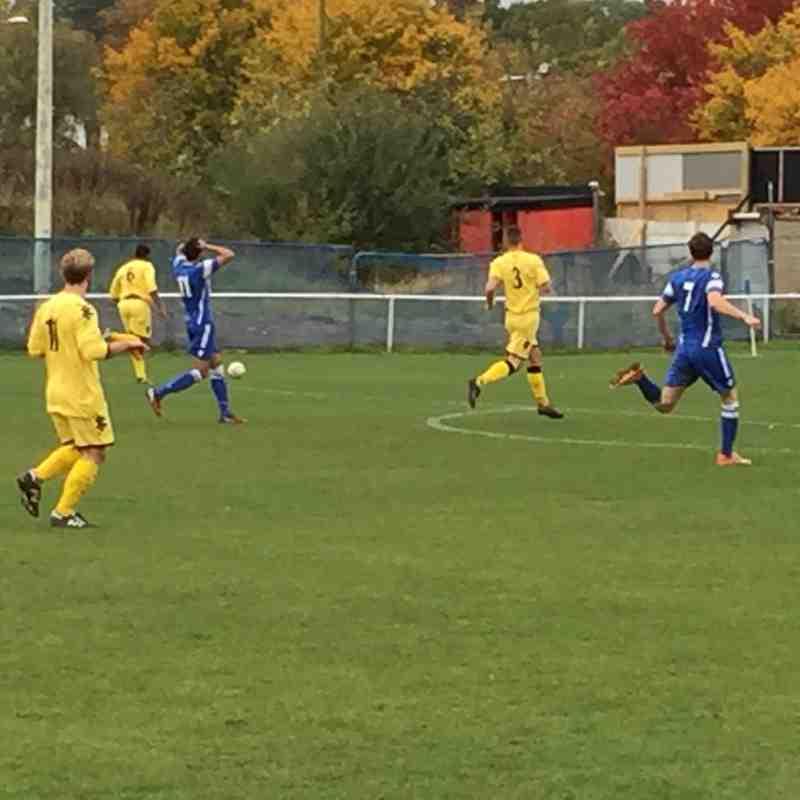 Hertford Town FC