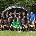 Under 15 beat Ruston Sports 4 - 3