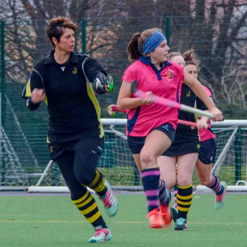 Womens 1s v Fleet and Ewshot
