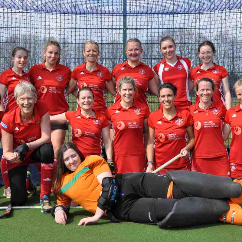 Ladies' 3s v Wycombe