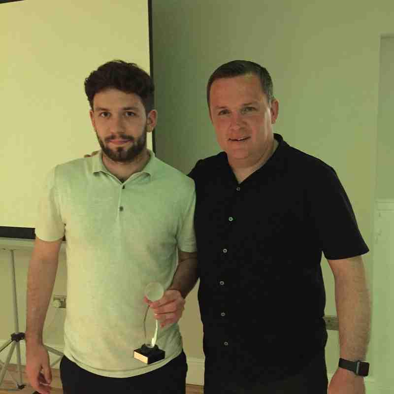 Llandudno FC Presentation Evening 2016/17