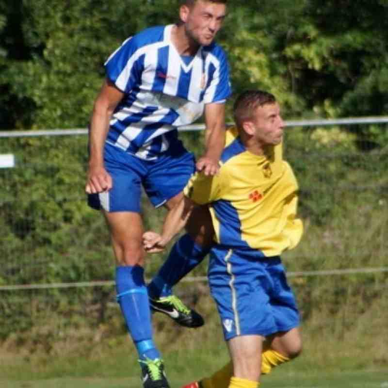 2013-08-31 Metrogas vs. Hildenborough Athletic