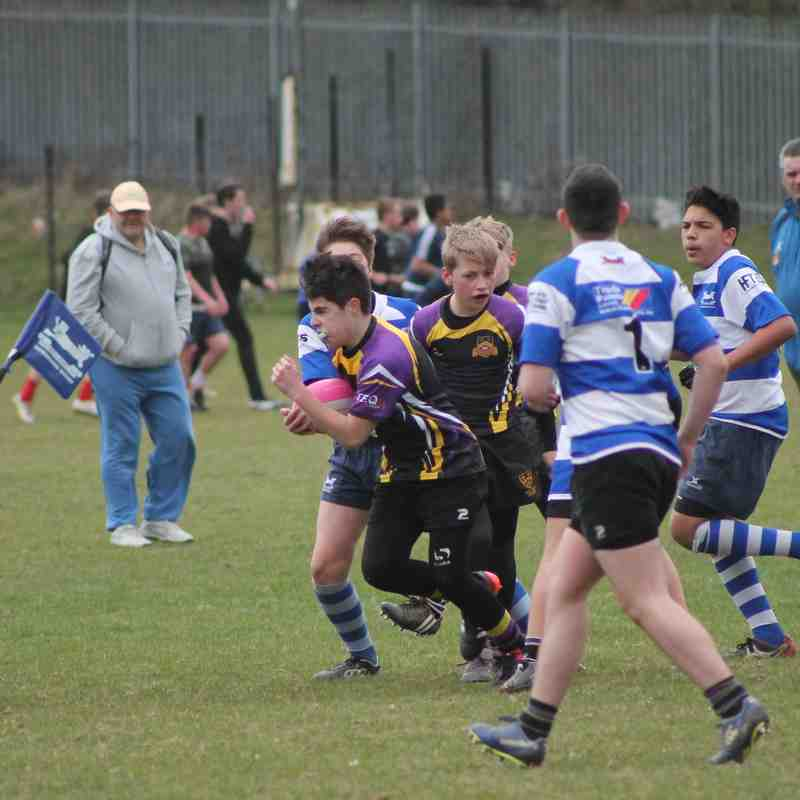 Old Cats U14 Tour - Hastings & BexHill