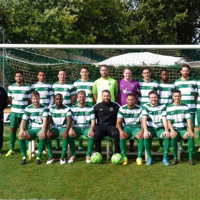 First Team lose to Eynesbury Rovers FC 0 - 1