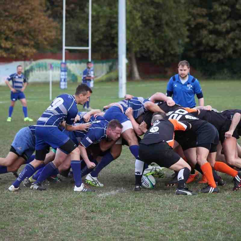 KXS 2nd XV vs Writtle 2nd XV