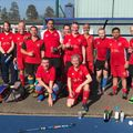 Purley 3 - 3 Marlow Hockey Club