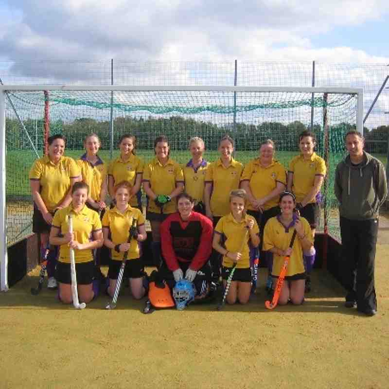 Ladies 2nd XI 2011