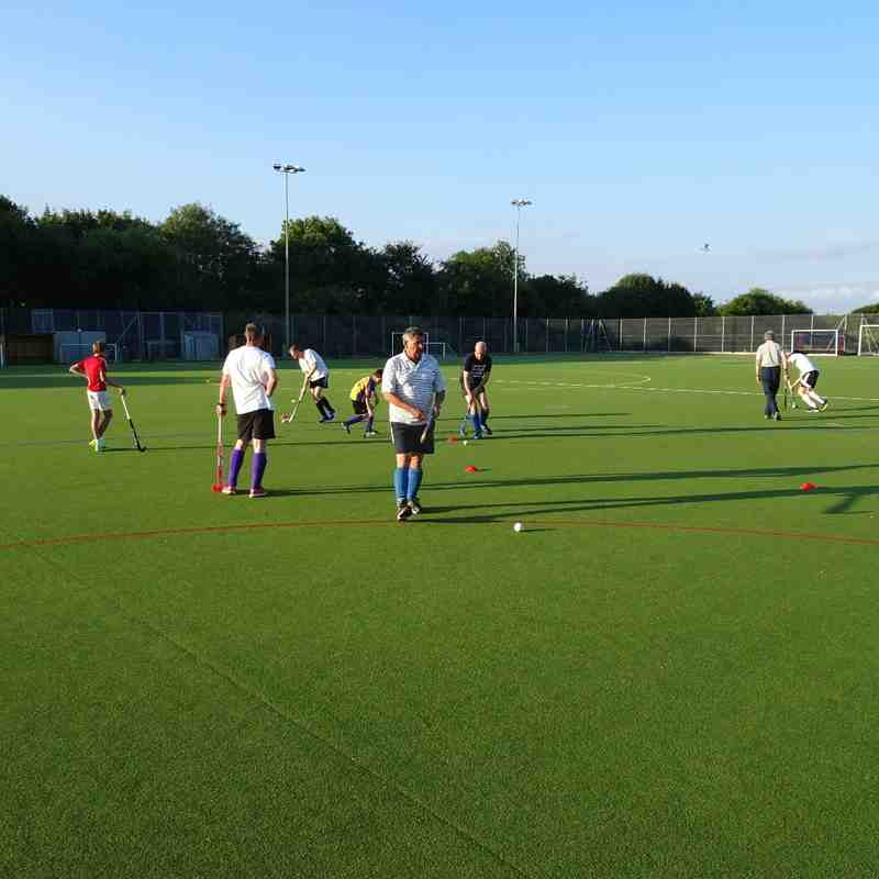 2016 Back to Hockey [Session 4]
