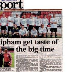 Cheddar Valley Gazette June 2011