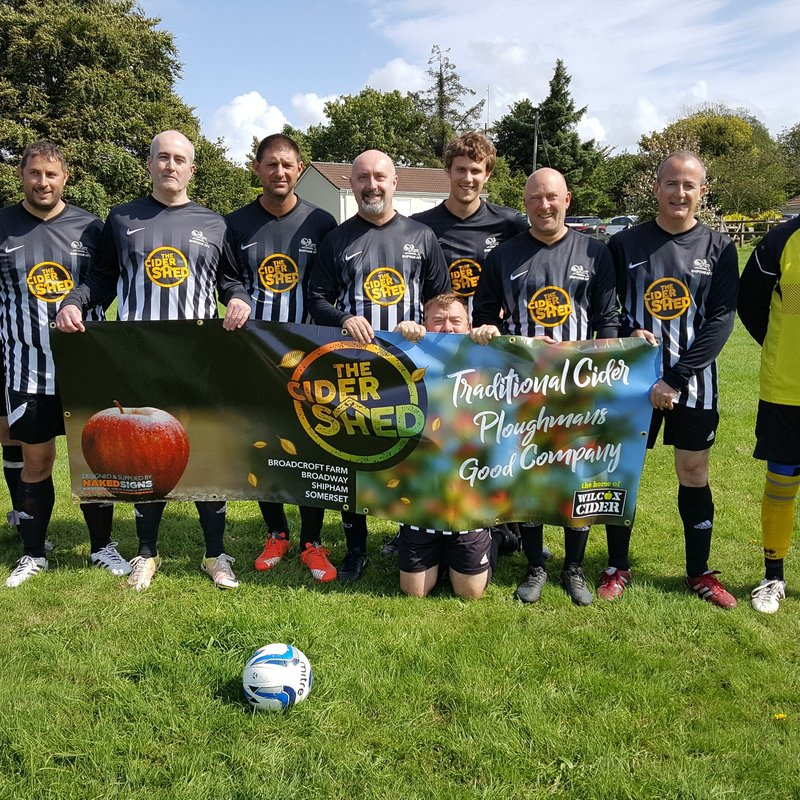 Over 35s lose to Swift FC 0 - 5