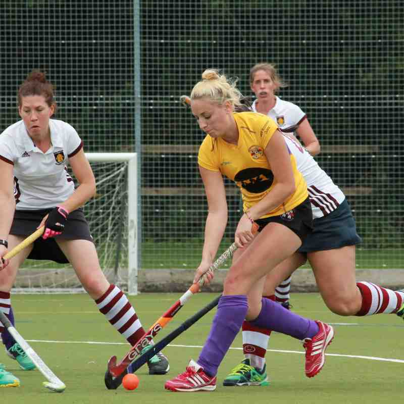 Ladies 1's vs. Guildford