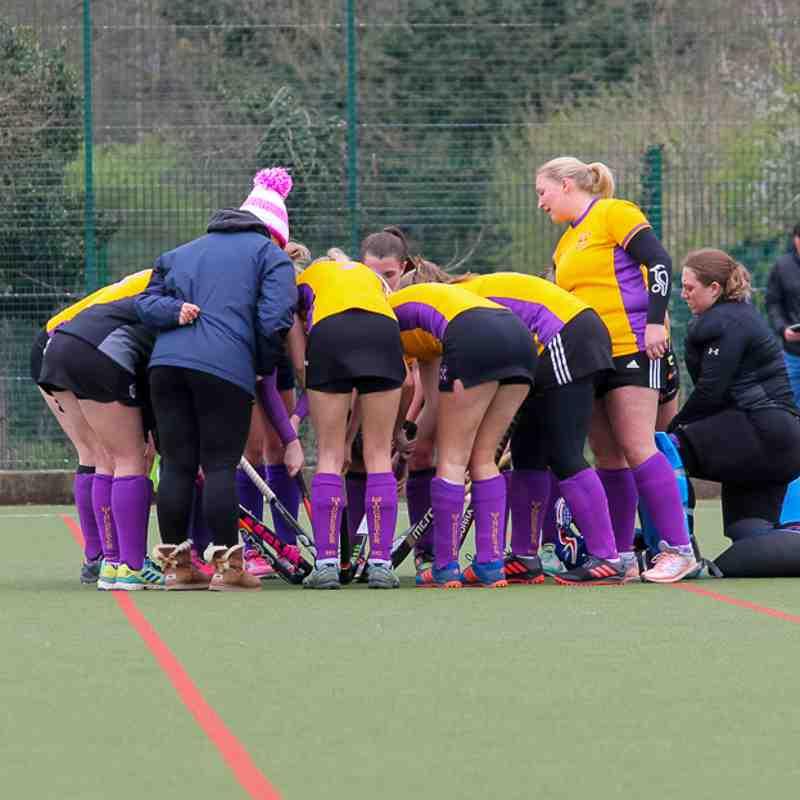 Ladies 1st XI vs. Aldershot and Farnham 2 (6/4/19)