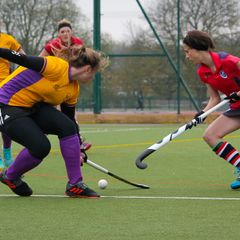 Ladies 1st XI vs. Aldershot and Farnham 2 (6/4/19)