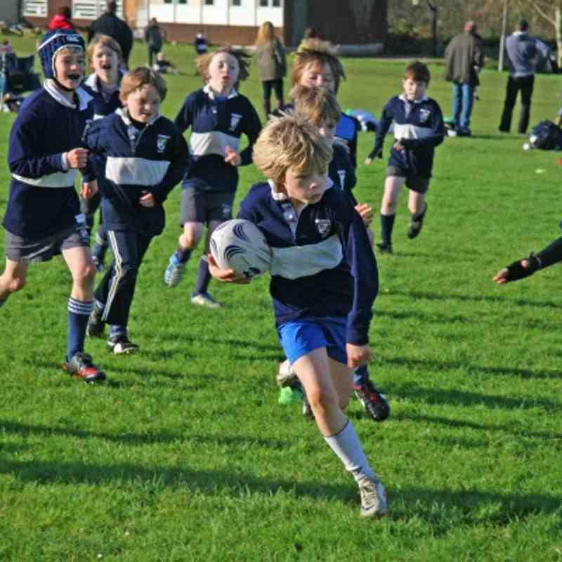 Vale - Melksham Under 10's Nov 18th 2012