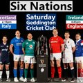 Live Six Nations Rugby Union - Saturday 2nd February 2019