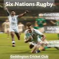 Live Six Nations Rugby Union - Saturday 9th & Sunday 10th February 2019