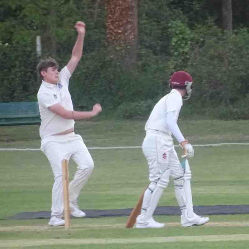 Geddington Cricket Club Under-17's 2019 Match Pictures: