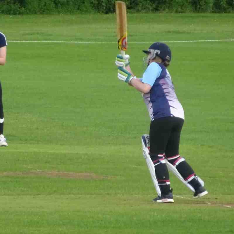 Geddington CC Ladies 2019 Match Pictures: