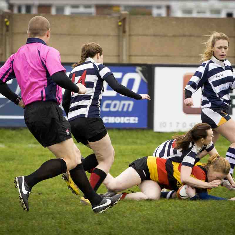 Southport Ladies v Eccles 07.02.16