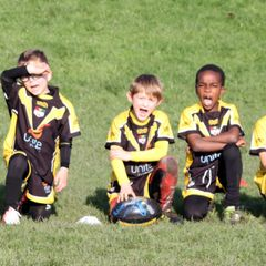 Welcome to our new team - Chapeltown Cougars U7s!
