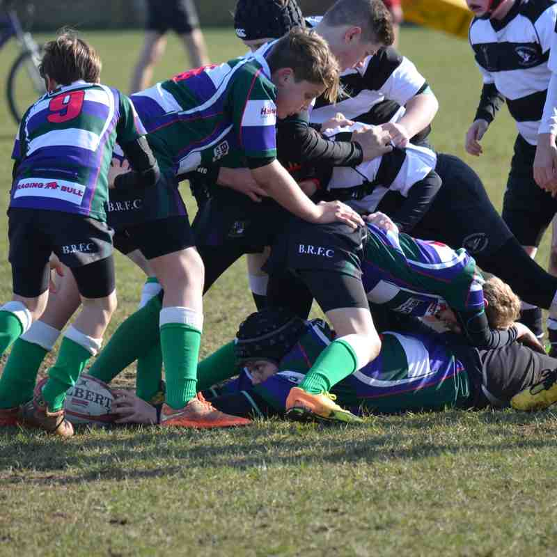 Bognor U13 vs Pulborough 20150208