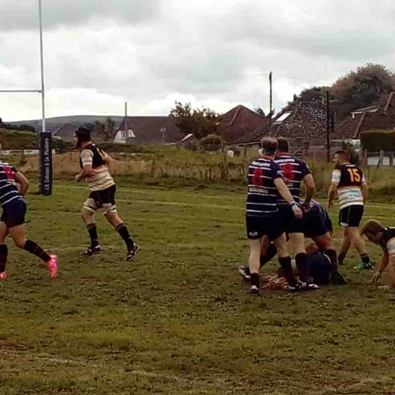 SSRFC vs Portsmouth 2nd XV