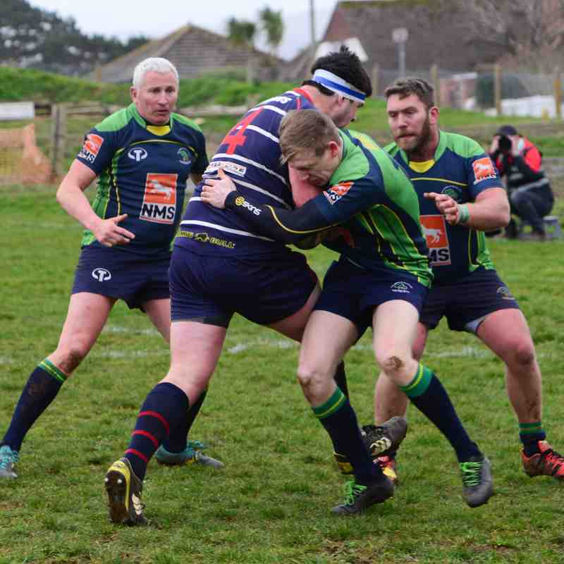 SSRFC vs New Milton RFC - 2019 Home