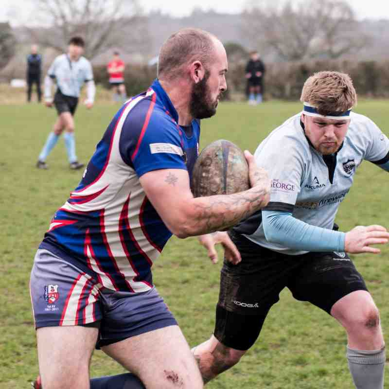 SSRFC 2nd XV vs Fordingbridge RFC 2nd XV