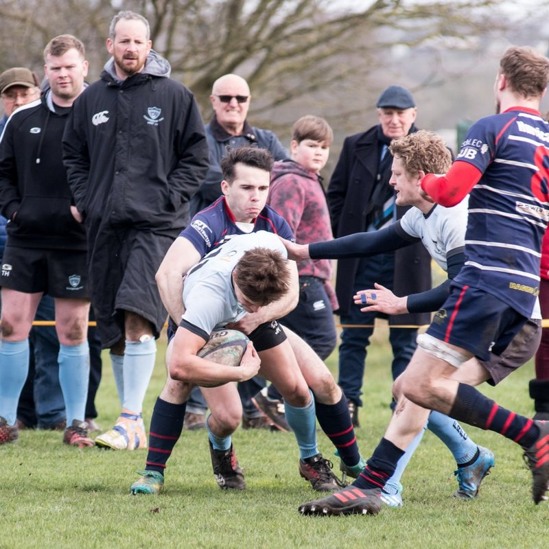 SSRFC vs Fordingbridge RFC - 09/03/2019