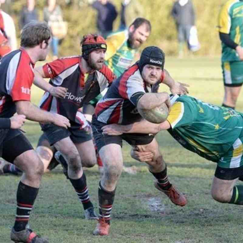 Congleton Vs Linley 7th March 2015 (Pictures Courtesy of Stoke Sentinel)