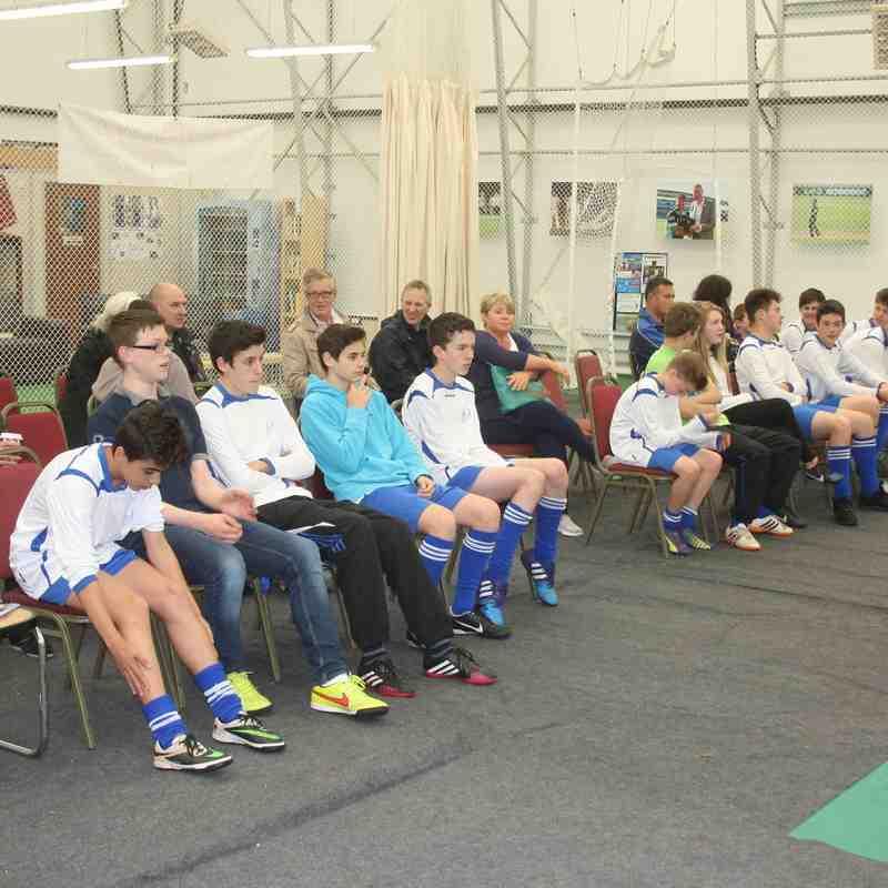 U14 Foxes Trophy Day
